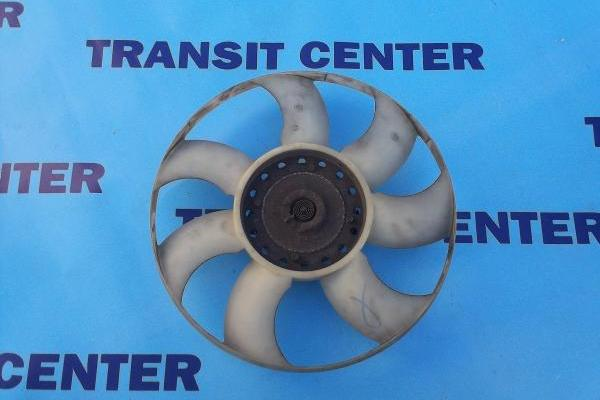 Visco met radiateurventilator Ford Transit 2000-2013