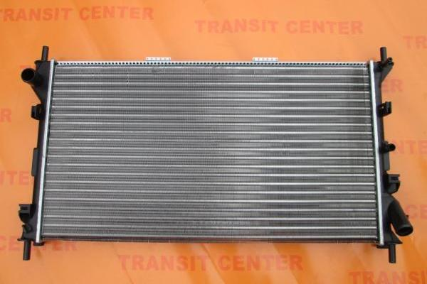 Condenser Ford Transit Connect 2002