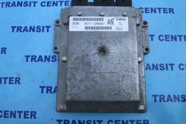 Motor computer Ford Transit 2006 6C1112A650AN