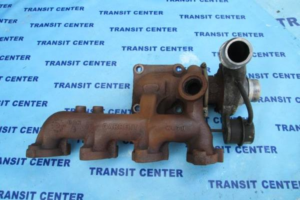 Turbocompressor Ford Transit Connect 2002