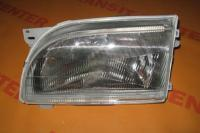 Koplamp handmatige bedienbare links Ford Transit 1991-2000 EU