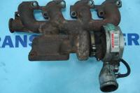 Turbocompressor Ford Transit 2.4 TDDI 125ps 2000-2006