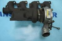 Turbocompressor Ford Transit 2.4 TDDI 90ps 2000-2006
