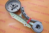 Distributieriem set Ford Transit Connect 2008