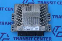 Motor computer Ford Transit Connect 2006 7T1112A650HE