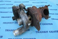 Turbocompressor Ford Transit Connect 2006, 1.8 TDCI 110 PK