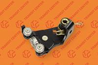 Schuifdeur Ford Transit Connect midden links Trateo