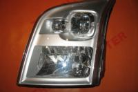 Koplamp handmatige bedienbare links Ford Transit 2006-2013