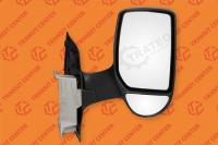 Rechter autospiegel korte arm Ford Transit 2000-2013 manual