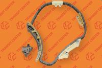 Distributieketting set Ford Transit 2.4 TDDI 2000